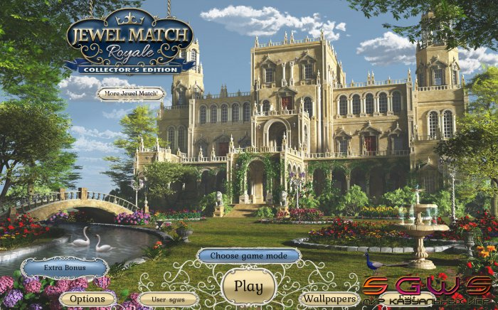 Jewel Match Royale Collectors Edition