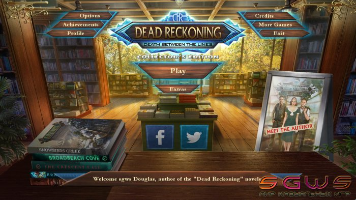 Dead Reckoning 6: Death Between The Lines Collectors Edition