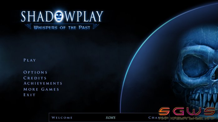Shadowplay 2: Whispers of the Past Collectors Edition