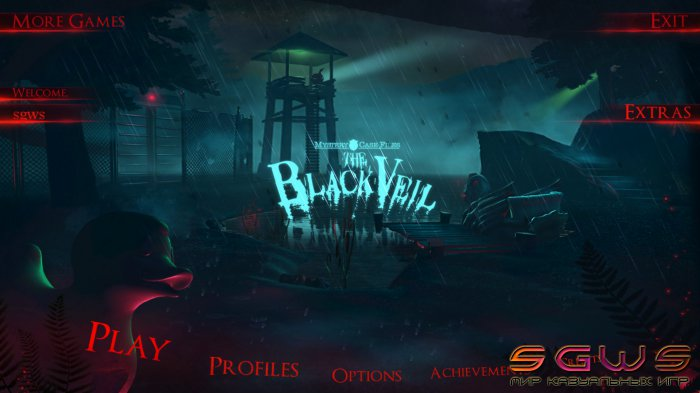 Mystery Case Files 15: The Black Veil Collectors Edition