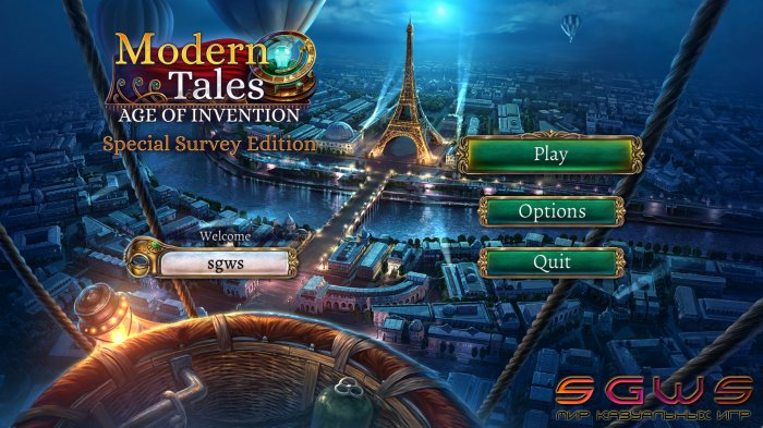 Modern Tales: Age of Invention [BETA]