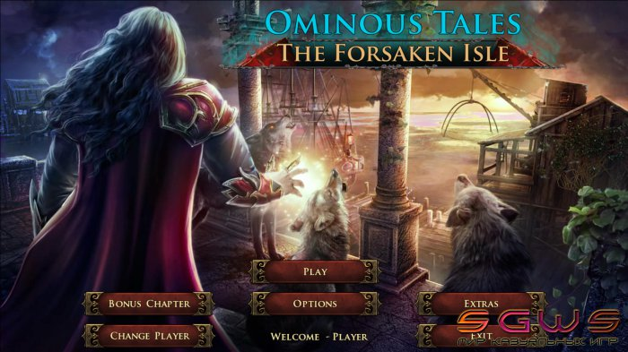 Ominous Tales: The Forsaken Isle [BETA]