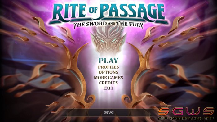 Rite Of Passage 7: The Sword And The Fury [BETA]