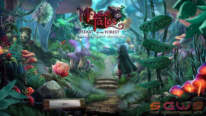 Mouse Tales: Heart of the Forest [BETA]