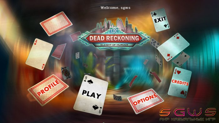 Dead Reckoning 7: Sleight of Murder Collectors Edition
