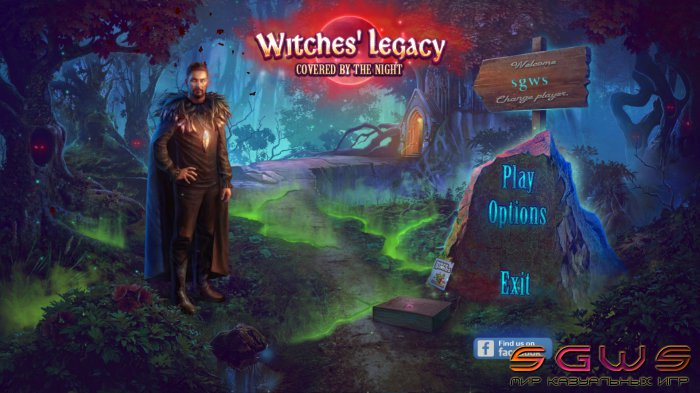 Witches Legacy 10: Covered by the Night [BETA]