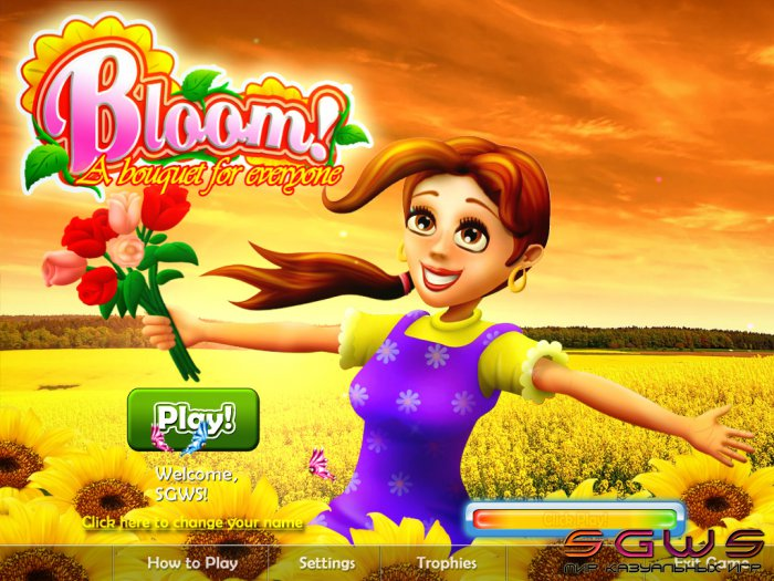 Bloom 2! A Bouquet for Everyone