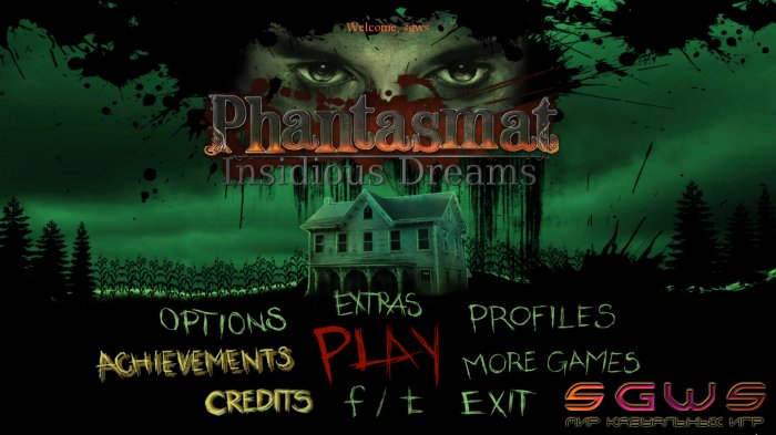 Phantasmat 9: Insidious Dreams [BETA]