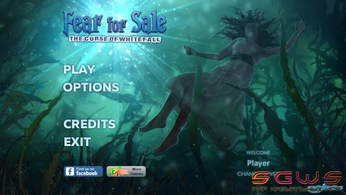Fear For Sale 11: The Curse of Whitefall [BETA]