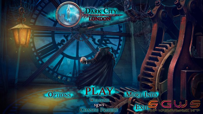 Dark City: London [BETA]