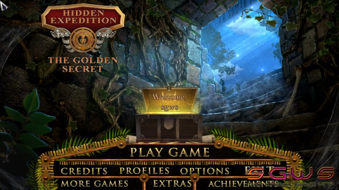 Hidden Expedition 16: The Golden Secret
