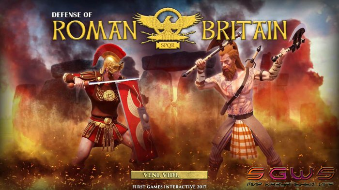 Defense of Roman Britain [RUS-MULTI]