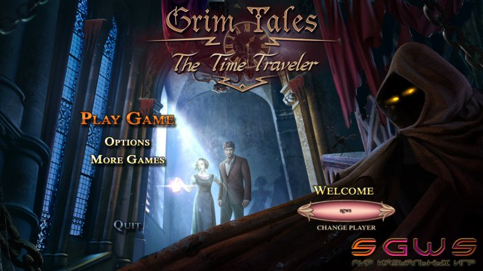 Grim Tales 14: The Time Traveler [BETA]