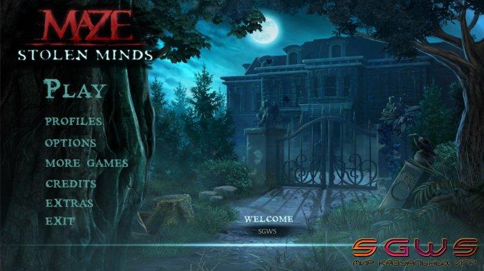 Maze 4: Stolen Minds [BETA]