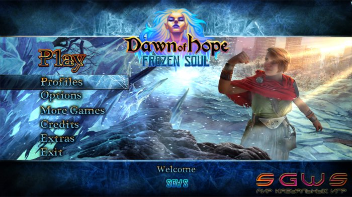 Dawn of Hope 3: The Frozen Soul [BETA]