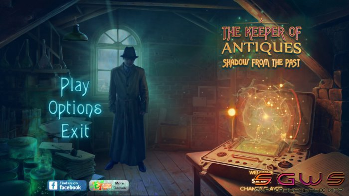 The Keeper of Antiques 4: Shadows From the Past [BETA]