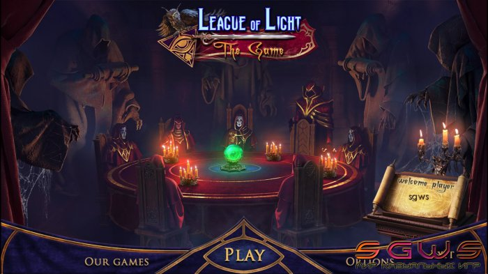 League of Light 6: The Game [BETA]