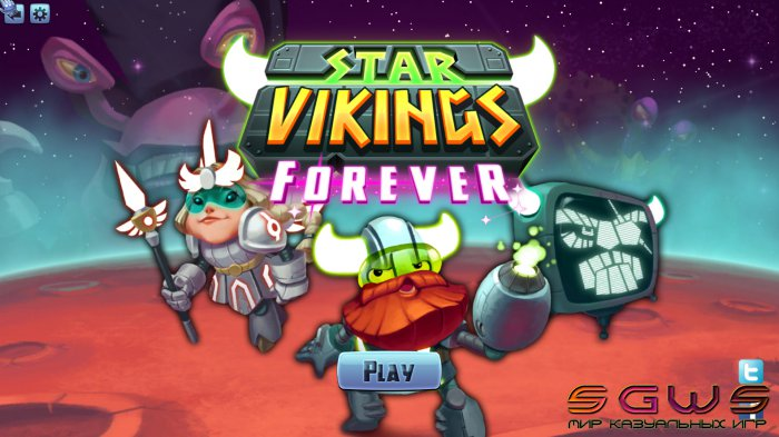 Star Vikings Forever [MULTI-RUS]