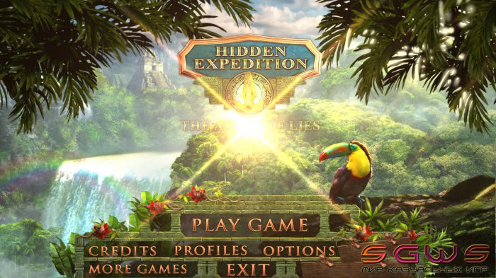 Hidden Expedition 17: The Altar of Lies [BETA]