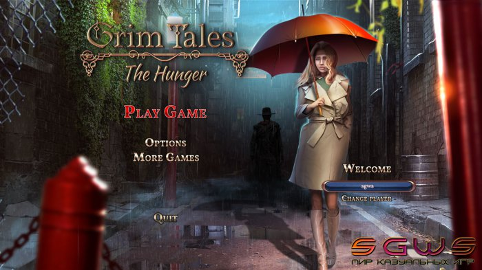 Grim Tales 15: The Hunger Collectors Edition