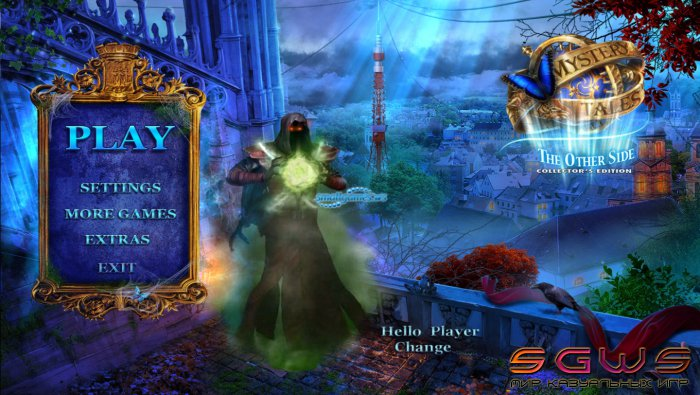 Mystery Tales 9: The Other Side Collectors Edition