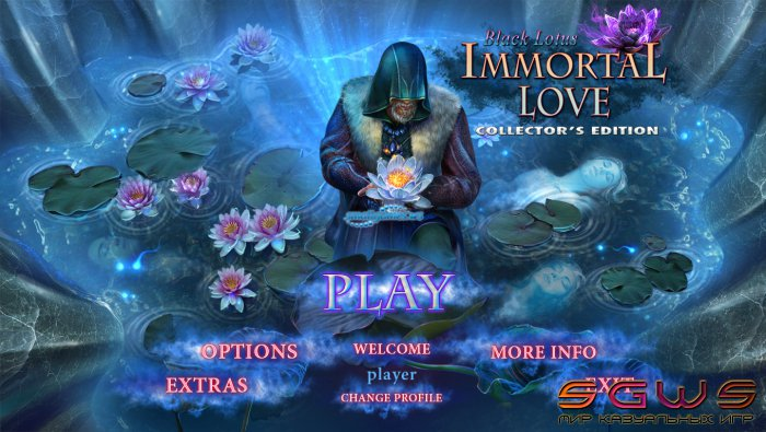 Immortal Love 4: Black Lotus Collectors Edition