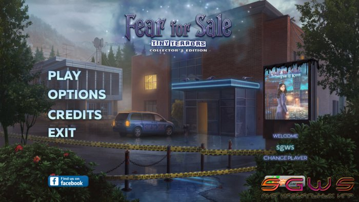 Fear for Sale 12: Tiny Terrors [BETA]