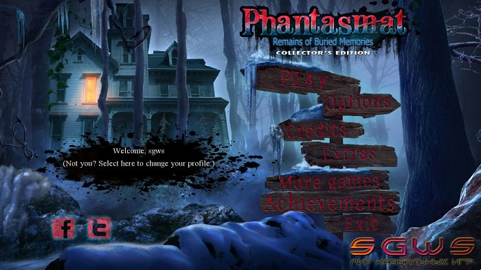 Phantasmat: Remains of Buried Memories Collectors Edition
